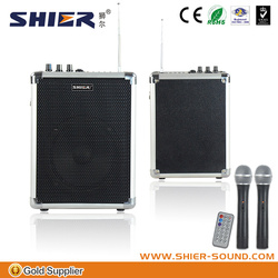 "Newest Fashion Design 21"" speaker For Portable bluetooth"