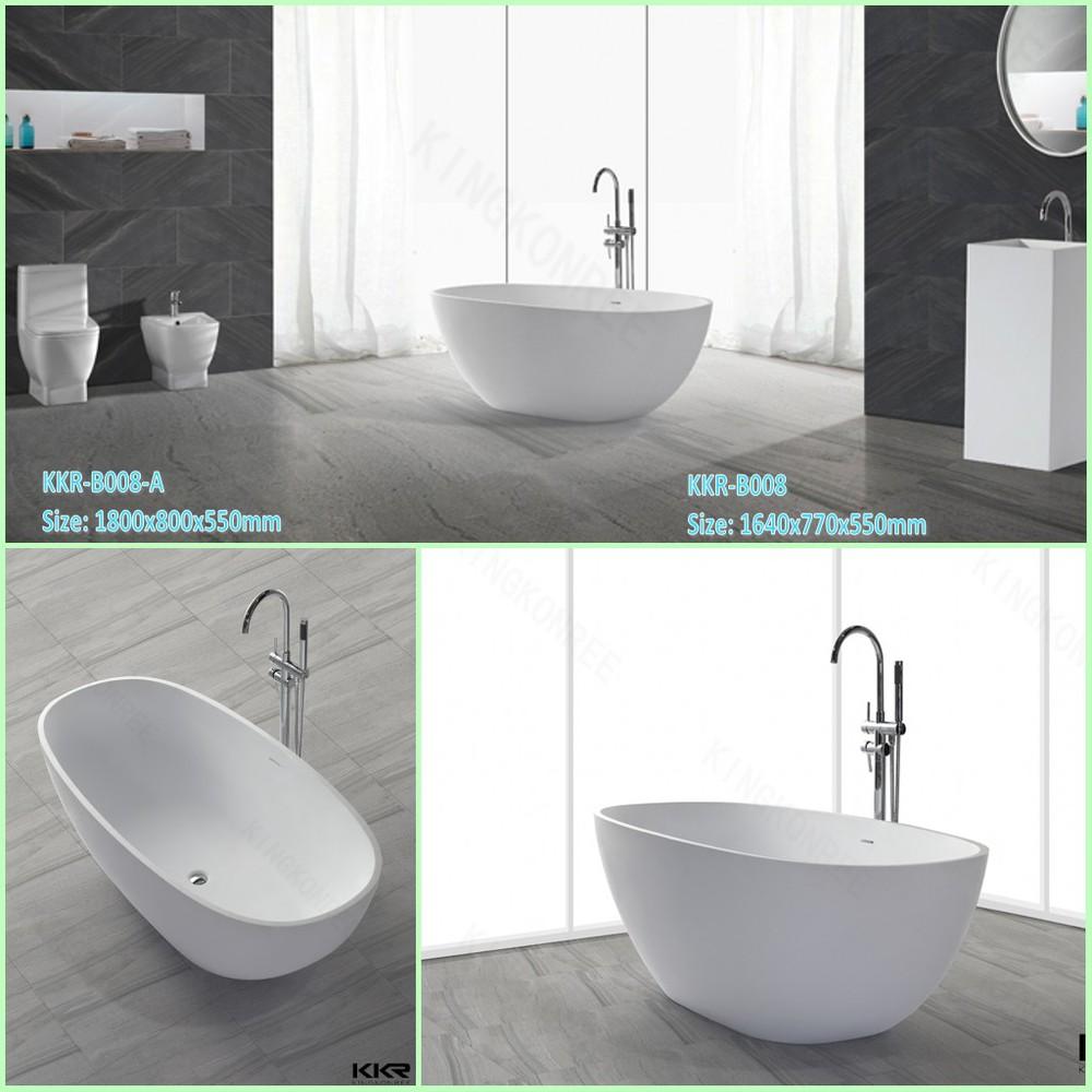 Kingkonree hvit lite bad badekar prisen produsent og leverandør ...