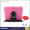 Hot selling usa flag case for ipad 3