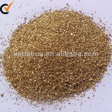 Expanded vermiculite for lightweight concrete (construction materials)
