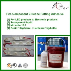 double part potting glue for led products