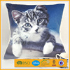 2015 new best breathable and soft custom printed baby animal car seat cushion