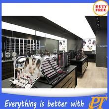 Customized high end makeup shop design