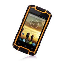 wholesale 4.0/5.0 inch android dual sim smart phone walkie-talkie NFC waterproof IP68 rugged phone