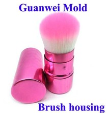 Electroplated Plastic Cosmetic Brushes Cover
