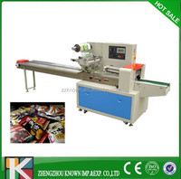 automatic potato chips biscuit noodles chocolate food pouch packing machine