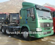 Howo A7 SINOTRUCK 420HP 6 X 4 TRACTOR HEAD camiones ZZ4257V3247N1B