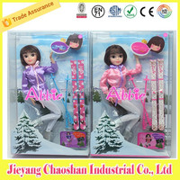 2015 New Real Moveable Body Fashion Girl Toy Doll For Kids