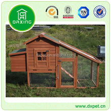 DXH019 High Quality Wood Chicken Coop Iron Wire Fence