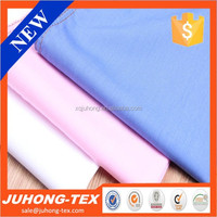 CHINA FACTORY TC 85/15 poplin shirt fabric ,uniform making,45s 115 gsm