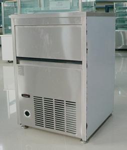 Surtidor de la fábrica ventilador de refrigeración autónomo aplastado máquina de hielo para la venta con certificado