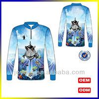 printing jersey mens fishing coat fishing jersey with hoodies