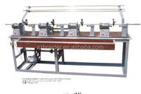 Semi- automatic yarn bobbin Winding Machine used for cord braiding machine