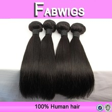 Large stock Promotion! Alibaba Trade Assurance Silky straight cheap wholesale top quality Brazilian human hair weave