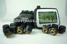 Motorhome TPMS, 18 wheels truck & trailer Tire Pressure Monitoring System
