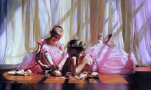 Modern Ballet Girl Decoration Painting For Sale High Quality Fine Arts