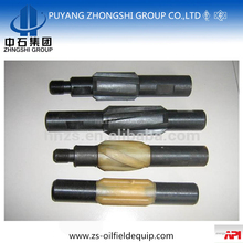 API 11B Oil Extraction Downhole Sucker Coupling Rod Stabilizer, Rod Shaped Stabilizer