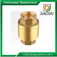 Alibaba Factory Price High low Pressure dimensions Lead Free Forged high pressure non return brass disc check valve wafer type