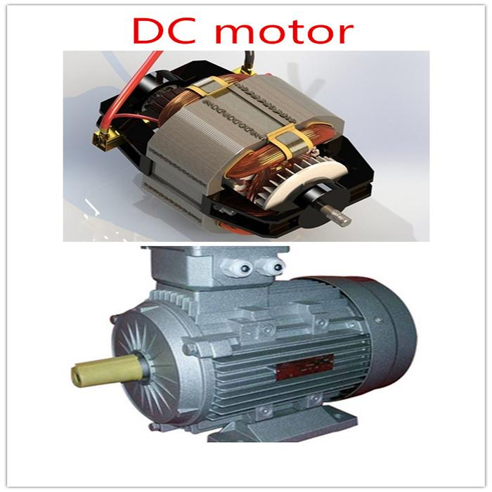 Permanent Dc Motor Generators For Motor Speaker