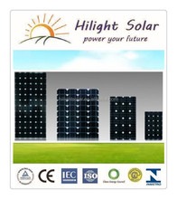 High Efficient Best Price Mono Solar Panel 18v 60w with Tuv Ce Cec Iso