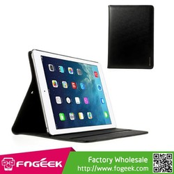 Fast Shipping Doormoon Genuine Leather Smart Cover Stand for iPad Air 5
