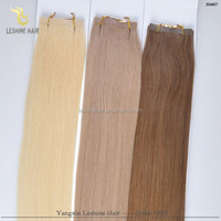 2015 Large Companies Own Brand Long Lasting Direct Manufacture india tape in hair extensions cheap