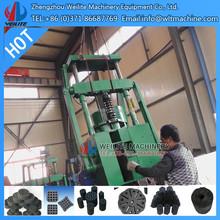 honeycomb coal production, honeycomb coal briquettes production line