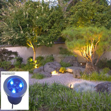 Aluminum Lamp Body Material LED Light Source 9 W decorative Eyebrow Cover LED Adjustable In Ground Fiberglass Well Light