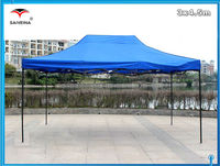 High quality professional umbrella manufacture 3Mx4.5M strong canopy tent