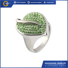 CCR0373 fashion hot sale style rings for lucky ring 3 fingers