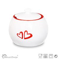 ceramic pot new design/candy pot