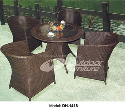 Modern Furniture Coffee Shop Table and Chair Sets
