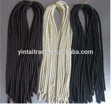 New Woman Fashion Hair Styling Nubian Twist Braid Hair, Afro Synthetic Twist Xpression Thetic Hair Extension