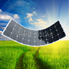 2015 Shine solar panel for boat,yatch,caravan,roof with high quality 120W mono semi flexible solar panel