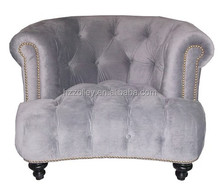 French bedroom sofa chair wooden sofa chair comfortable sofa chairs