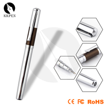 Jiangxin Cheap Free Sample New Design Promotional Metal Twist Ball Pen Slim