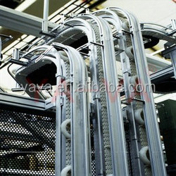 Hot sale Chain climibing conveyor,New Flexible Slat Top Chain conveyor
