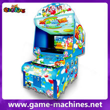 New model amusement ticket shooting machine redemption shooting machine