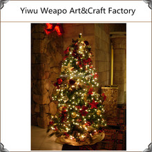 High quality wholesale cheap artificial singing led christmas tree