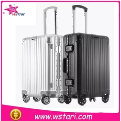 wheeled bags made in china antique retro style on wheels type luggage trolley