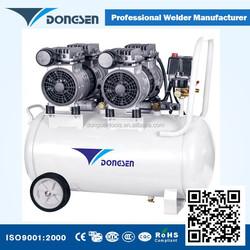 high pressure silent oil free portable air compressor