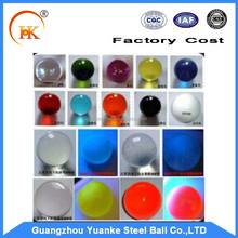 PMMA sphere, plixiglass ball, clear color acrylic ball