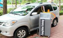 Smoke odor free anion ozone generator for car HY-028