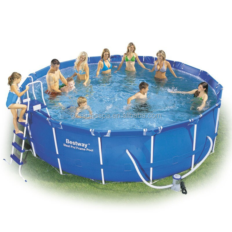 Above ground bestway swimming pool buy above ground for Purchase above ground swimming pool