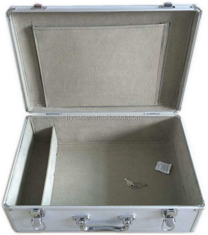 Alumínio Bow capa 6 pcs violino Viola ou violoncelo casos de alumínio