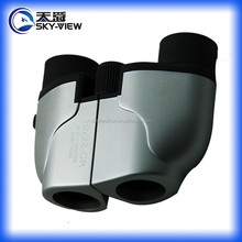 8X22 Paul outdoor used portable plastic toy binoculars for kids