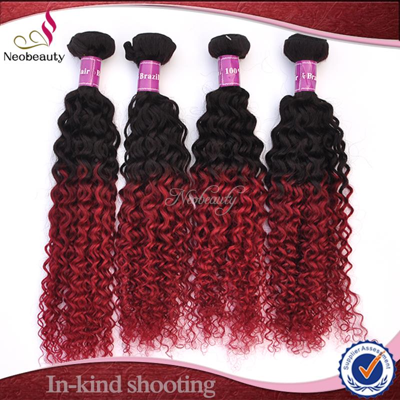 noir rouge deux couleurs ombre m che boucl cheveux br siliens livraison rapides. Black Bedroom Furniture Sets. Home Design Ideas
