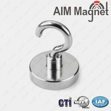 monopole N35 neodymium strong monopole N35 magnet for holding