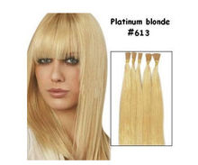 Hot sale factory cheap price high quality 100% human remy sticker hair extensions