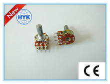 rotary carbon potentiometer